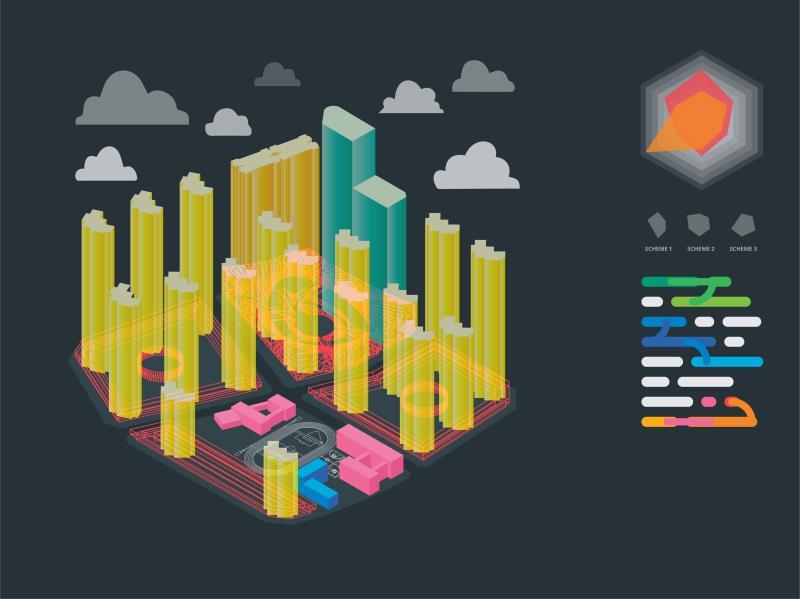 """""""信模""""CIIM:城市智能互动模型"""