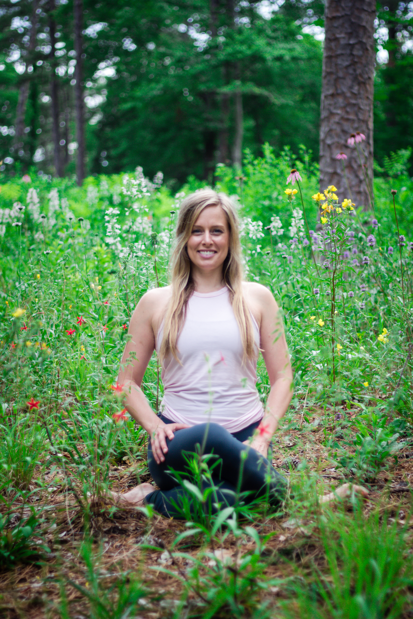 About OUR FOUNDER - Lindsay's life always has been centered around adventure. A graduate of both Outward Bound(NWOBSInstructor Development Course 2017) and NOLS(Yukon Territory 2004)Lindsay believes that the path to growth requires you to get out of your comfort zone.It's that spirit that led her to cycle across the United States twice, run 14 half marathons and summit mountains in four continents, all while pursuing a Master's in Public Health and climbing the rungs as a healthcare communications and marketing professional.It's also what led her to 200-hour yoga teacher training with Hot Asana Yoga University, where she learned that stillness is more challenging – more audacious and profoundly impactful – than running, biking, hiking or climbing the corporate ladder.In 2018, Lindsay founded Taproot Retreats in Durham, N.C., to bring people, places and purpose together in a way that inspires, heals and uplifts.