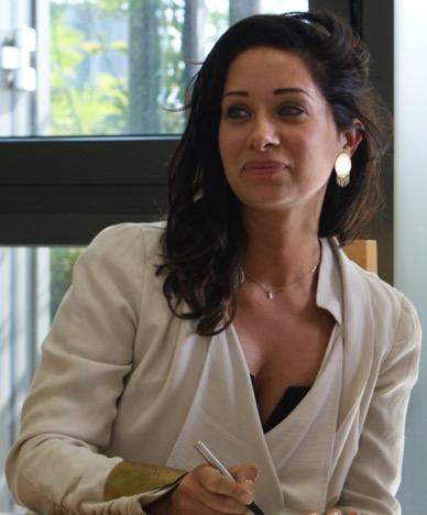 Rebecca Emerson-Keeler. Photo provided by Rebecca