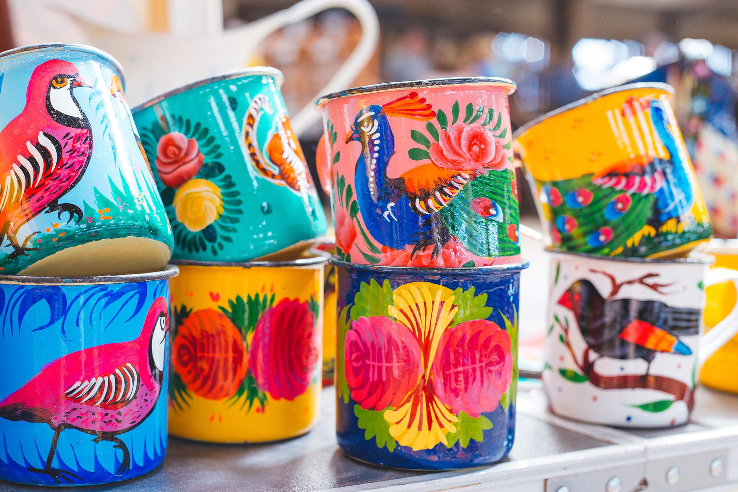 WANDA Interiors Cups