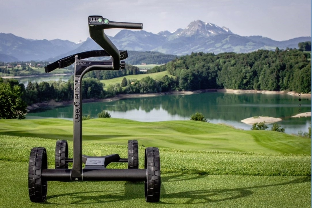 SMART GOLF E-TROLLEY