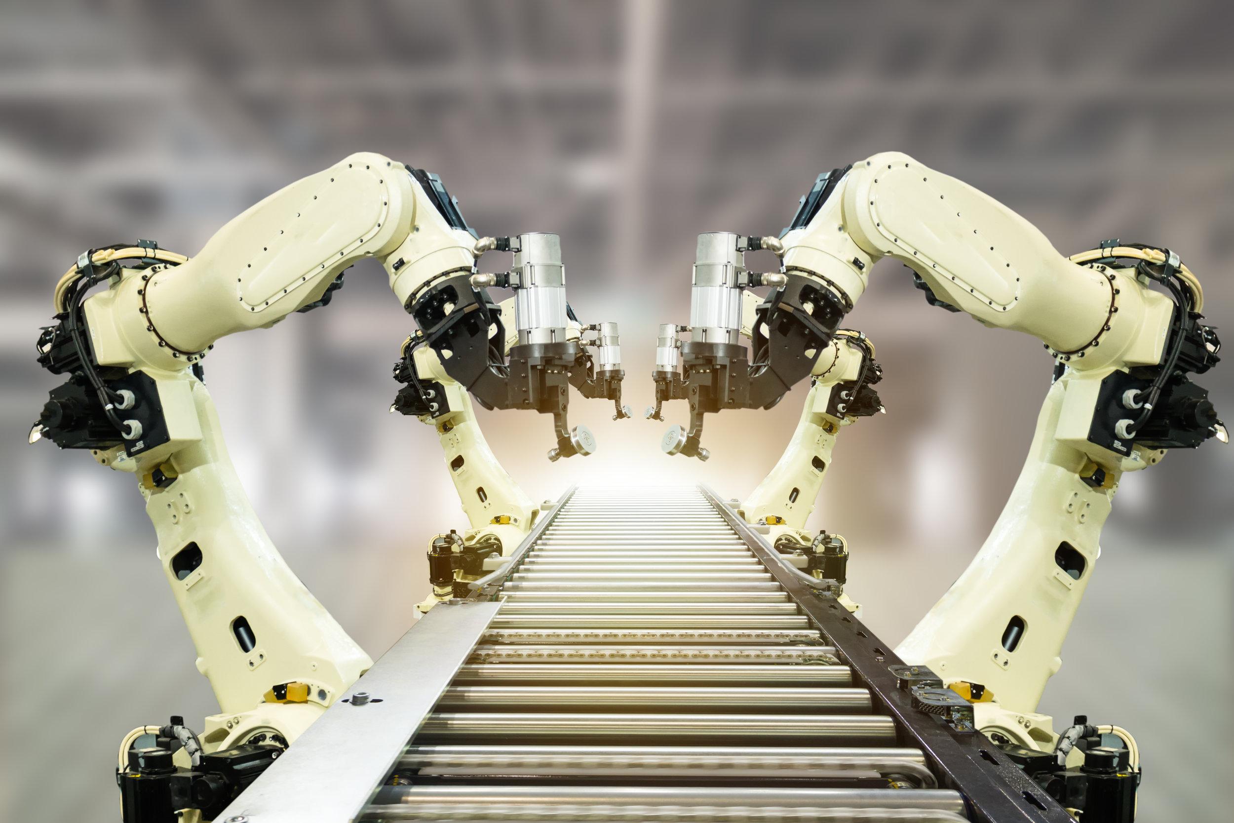 articulation robot -