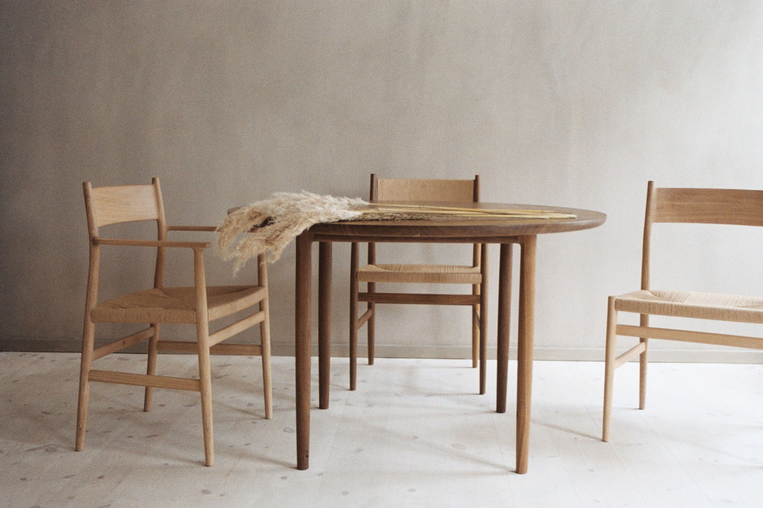FURNITURE - Our selection of furniture embodies our love to the might and elegance of natural wood. Every piece is made to last. Combining different workhouses in one catalogue we aim to offer the most elegant and natural solution for each function.