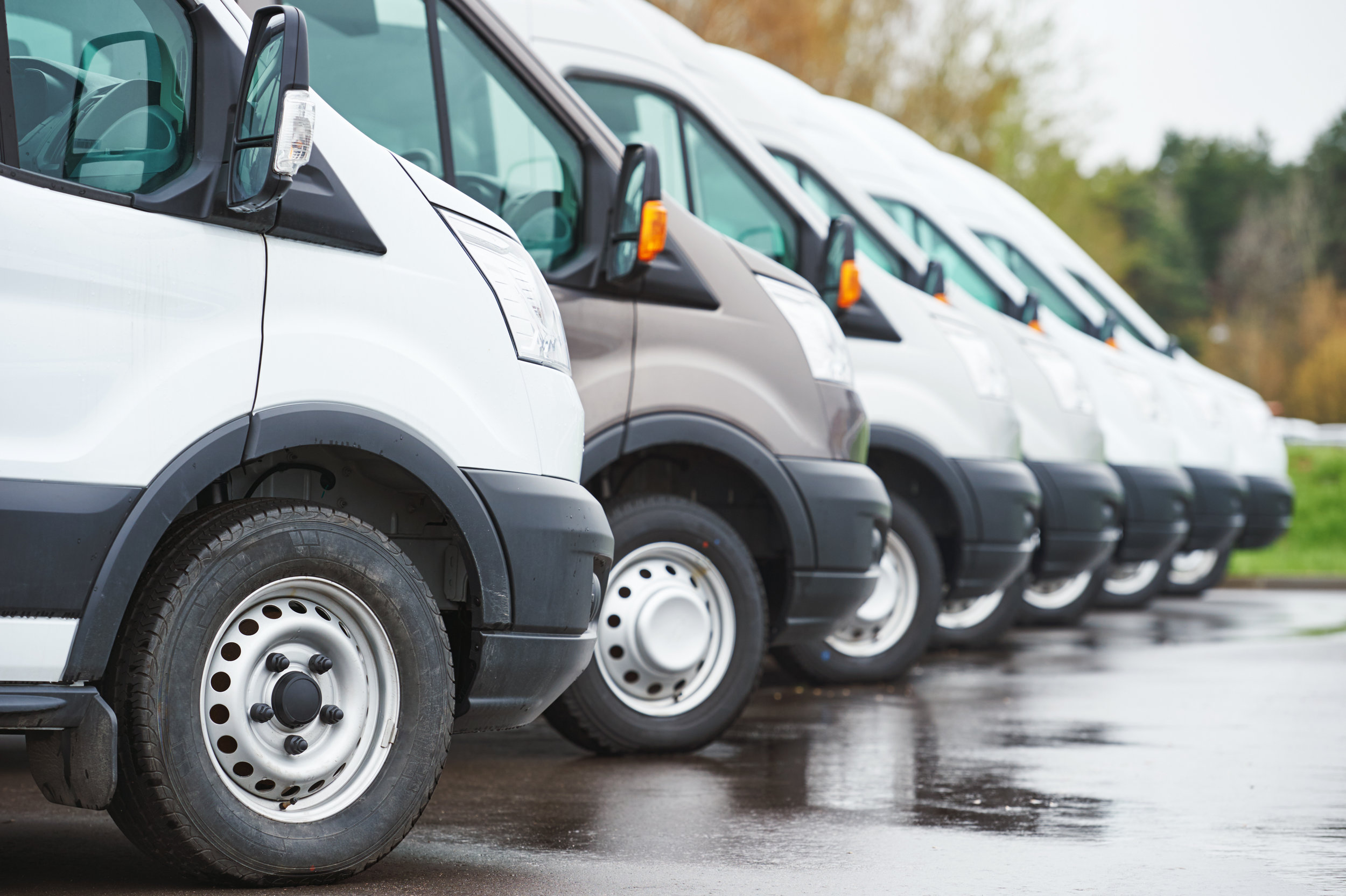 Swap parked-up single-use light commercial vehicles for a flexible versatile multi-purpose YOYO equipped fleet