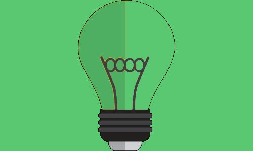 YOYO light bulb graphic