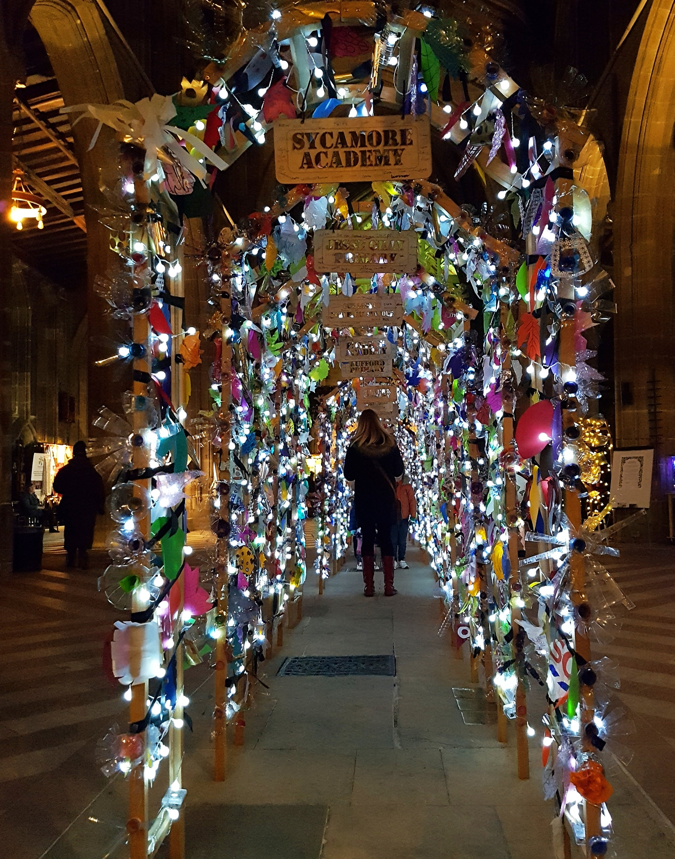 Illuminated Tunnel - 2018