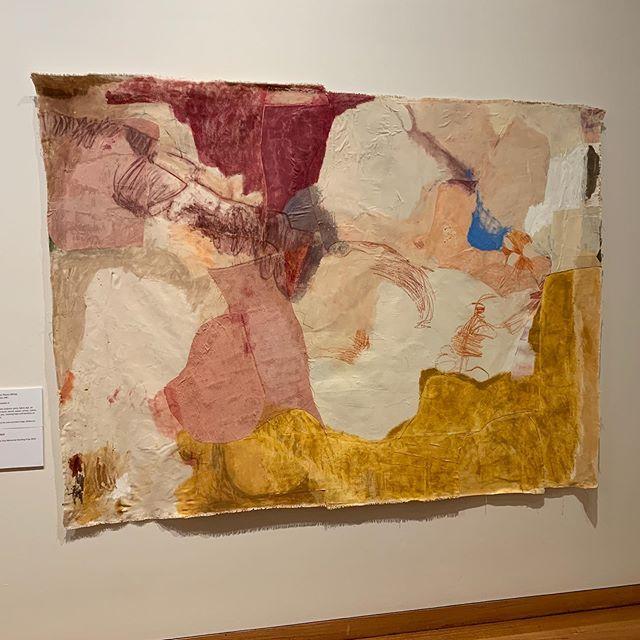 Congratulations Jahnne Pasco-White. Arthur Guy Painting Prize winner. #rmitdrawingstudio #rmitalumni