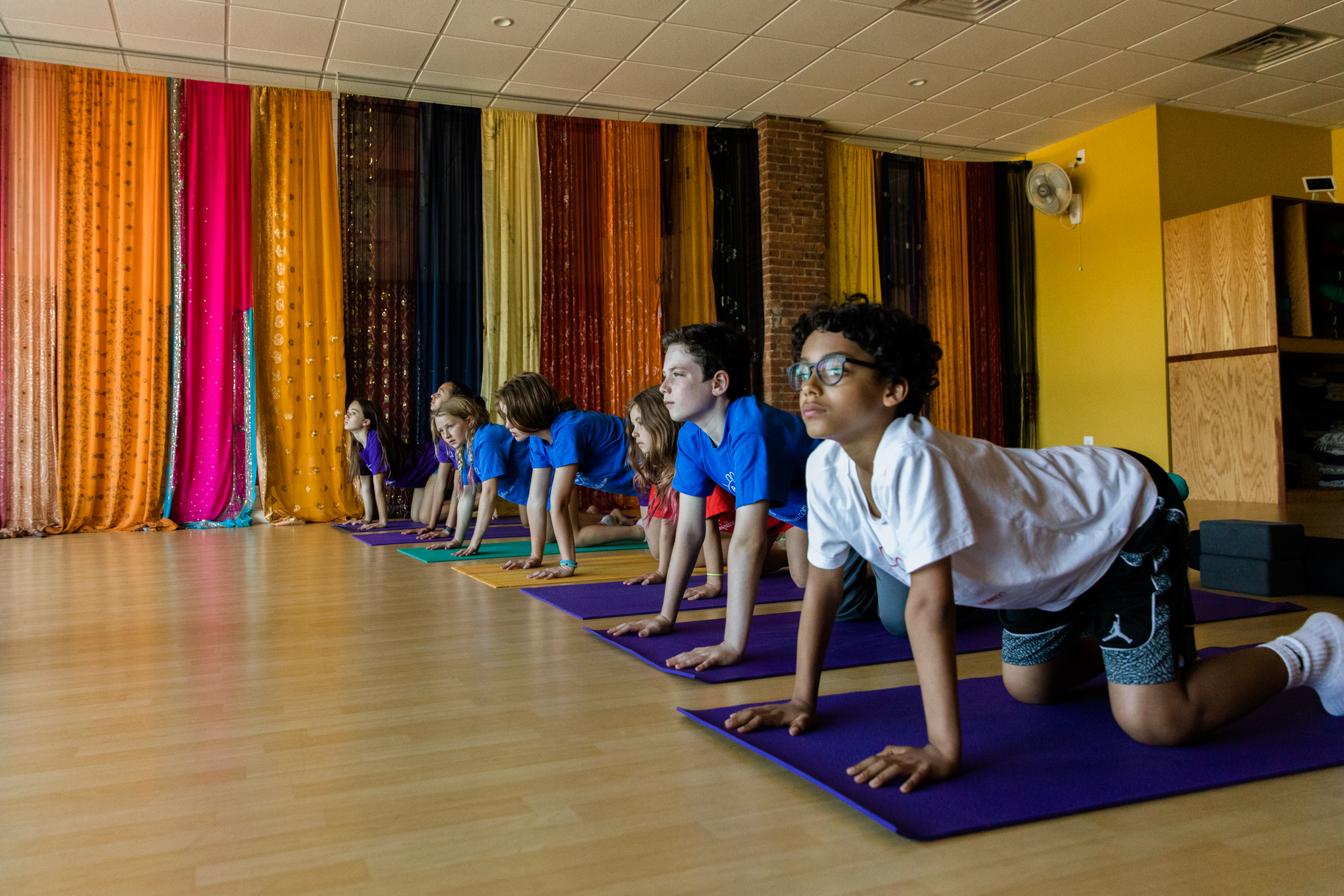 Kids Tovami Yoga