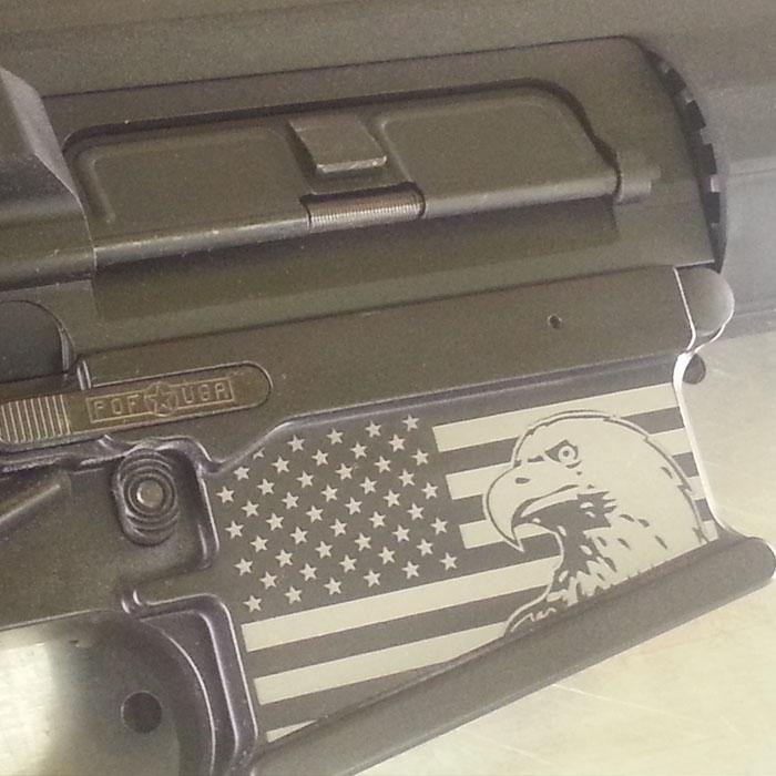 firearm engraving - Stock Engraving, Barrel Engraving, Slide Engraving, Grip Engraving, AND MORE!