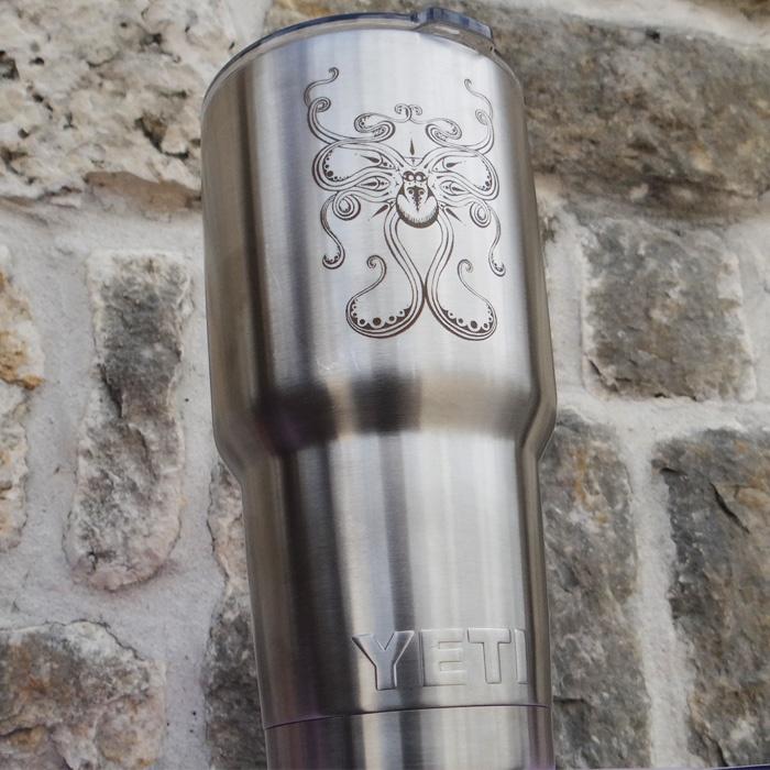 Personalized tumblers - Yeti, Rtic, Ozark, Hydro Flask, Glacioo, Nigloo, AND MORE!