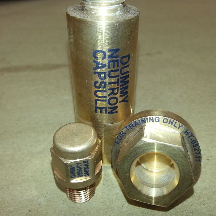 custom labeled parts