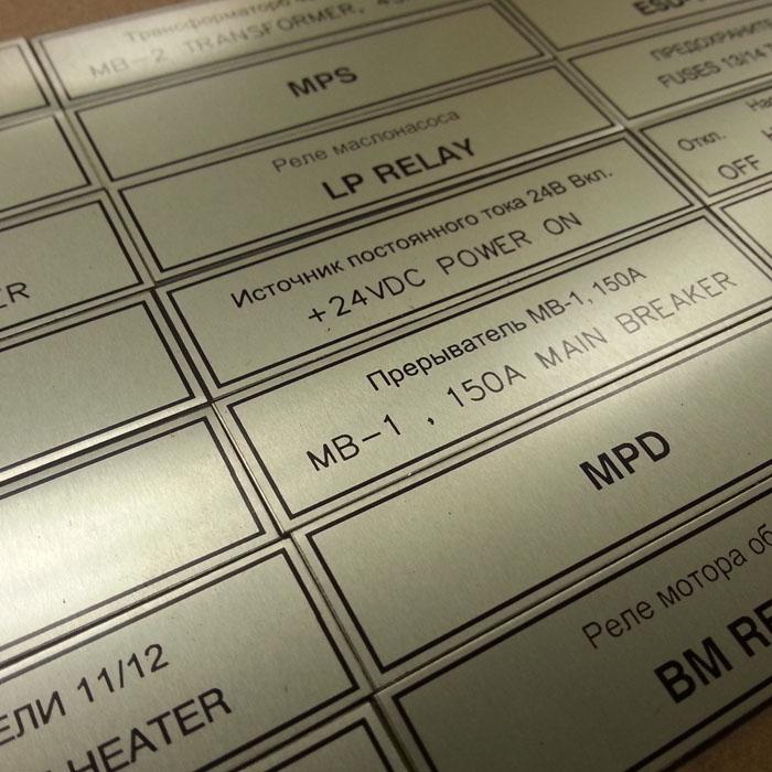Industrial Engraving - Custom ID Tags - Engrave It Houston