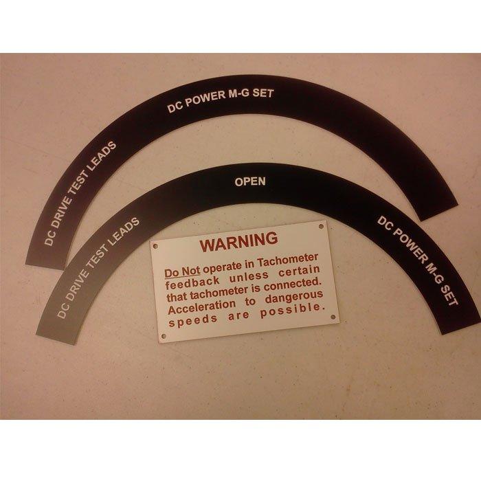 industrial engraving - custom labeling and engraving