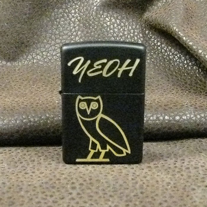 custom engraved personalized zippo lighter