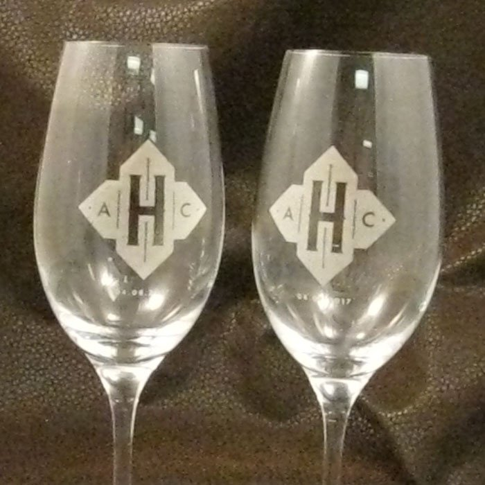 custom engraved glasses