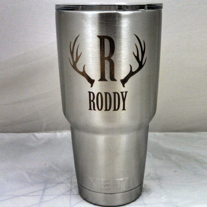 Laser Engraved Yeti Products