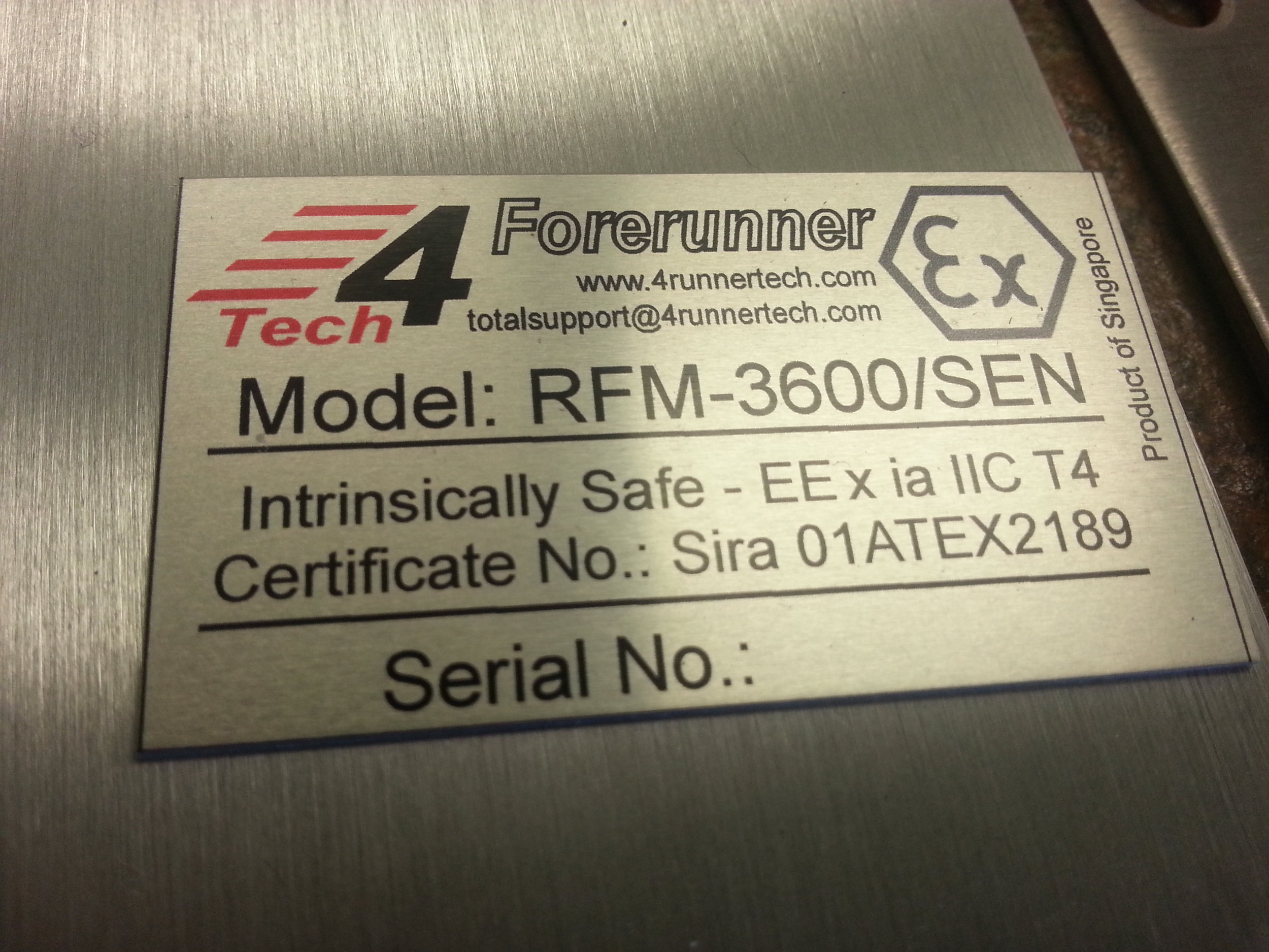 Industrial Marking - Industrial Laser Marking and Etching - Engrave It Houston