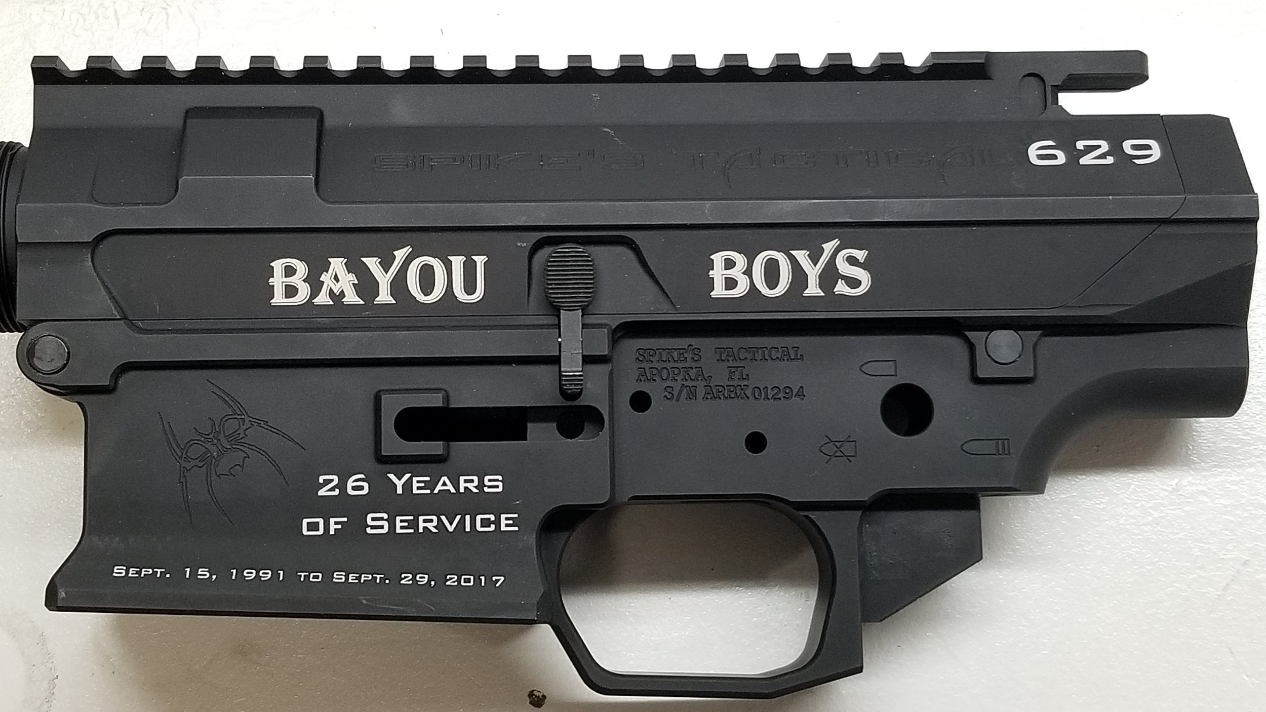 Custom Firearm Engraving - Personalized Firearms - Firearm Projects from Engrave It Houston