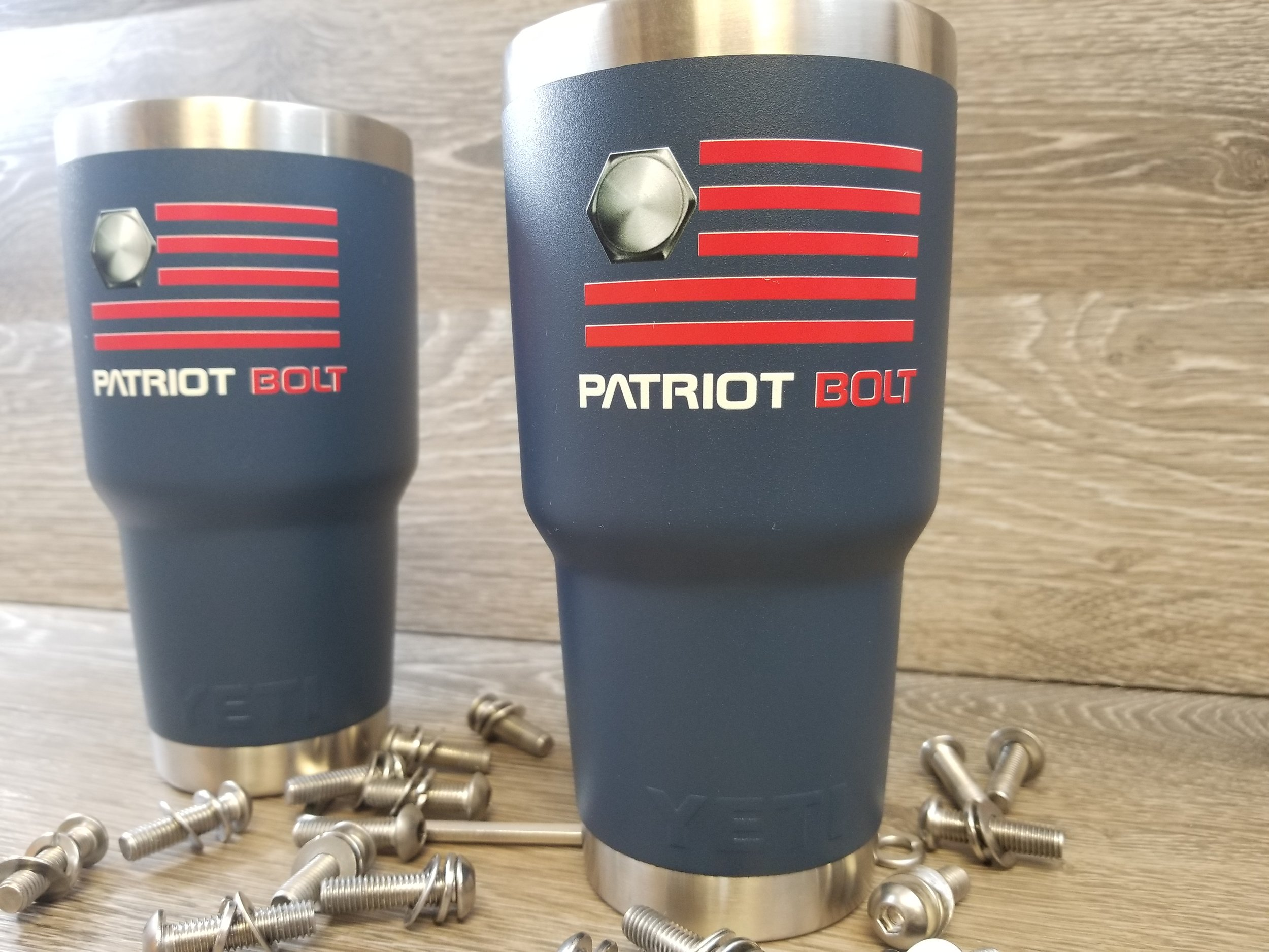 Branded Tumblers - Direct Print on Tumblers - Branded Marketing Material - Branded Giveaways - Corporate Identity Projects - Branding Projects from Engrave It Houston