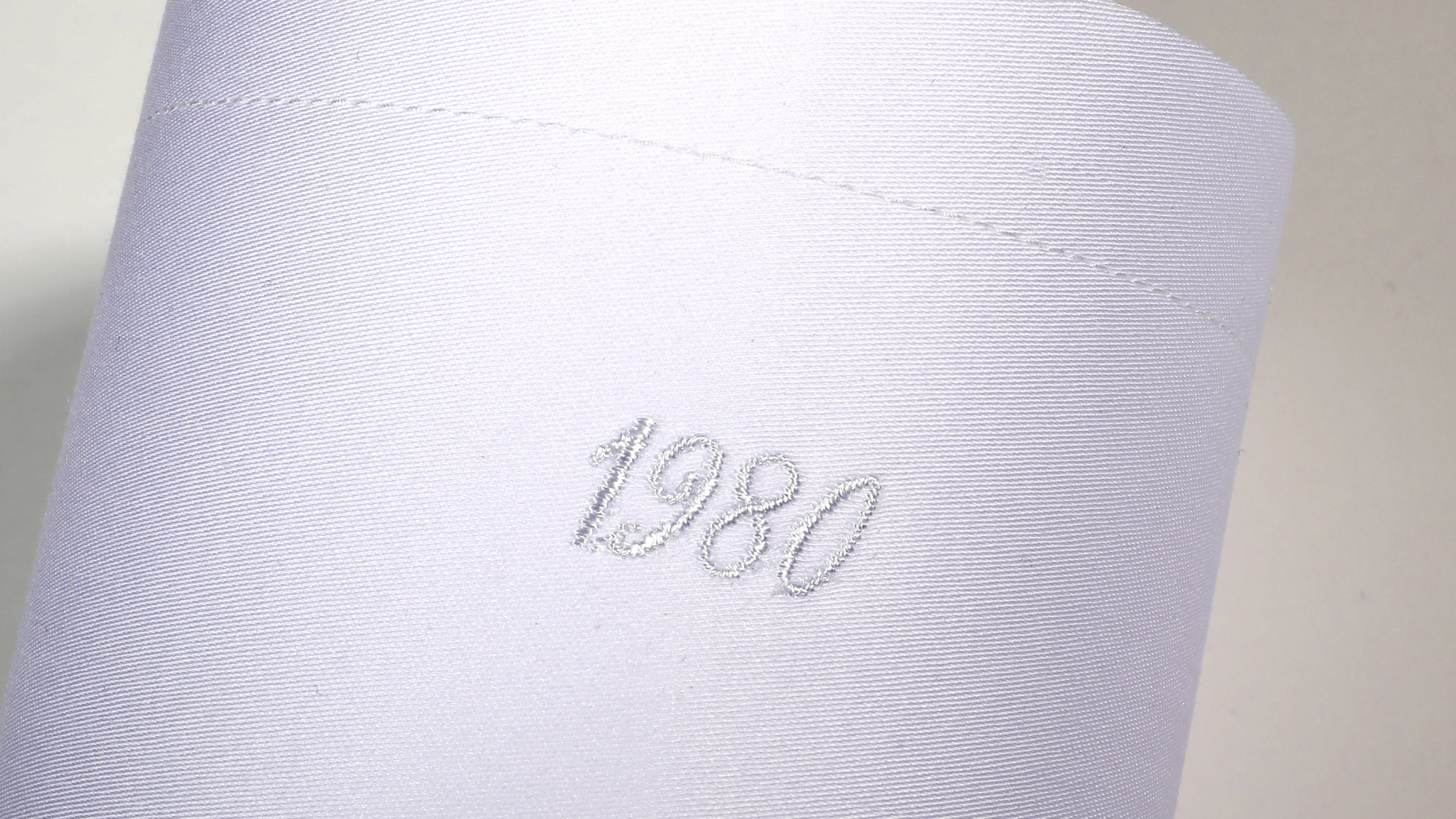 Personalization - Add a personal touch with monograming for a truly one of a kind piece.