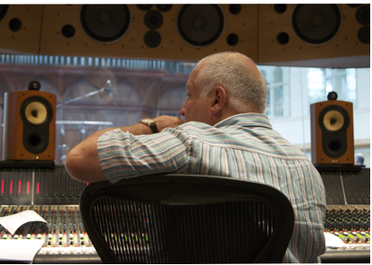 Haydn Bendall, chief engineer at Abbey Road Studios for ten years and awarded the Audio Pro Industry Excellence Award for Best Studio Engineer in 2009