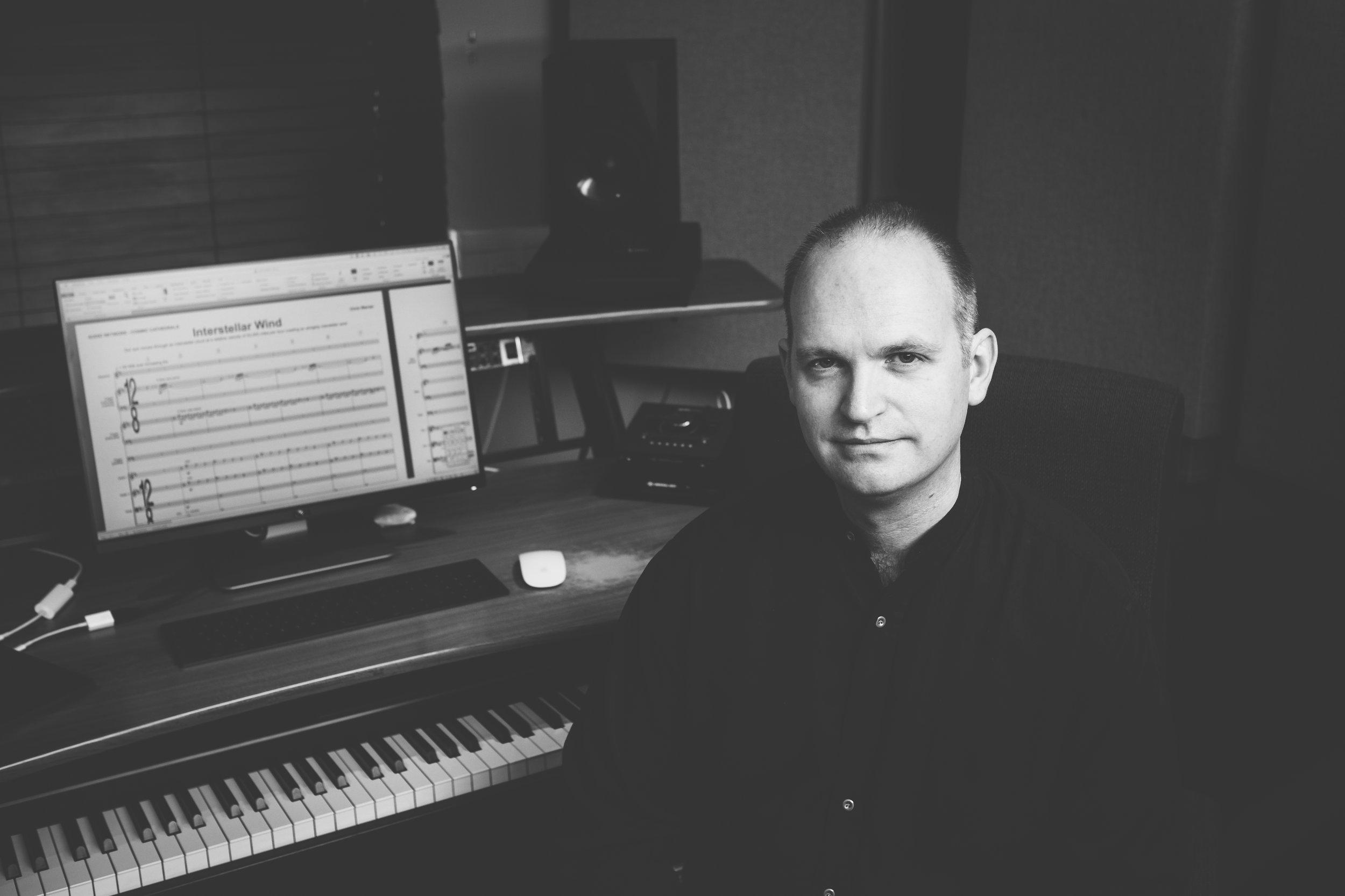 Chris Warner - Composer - Sound Designer - Orchestrator