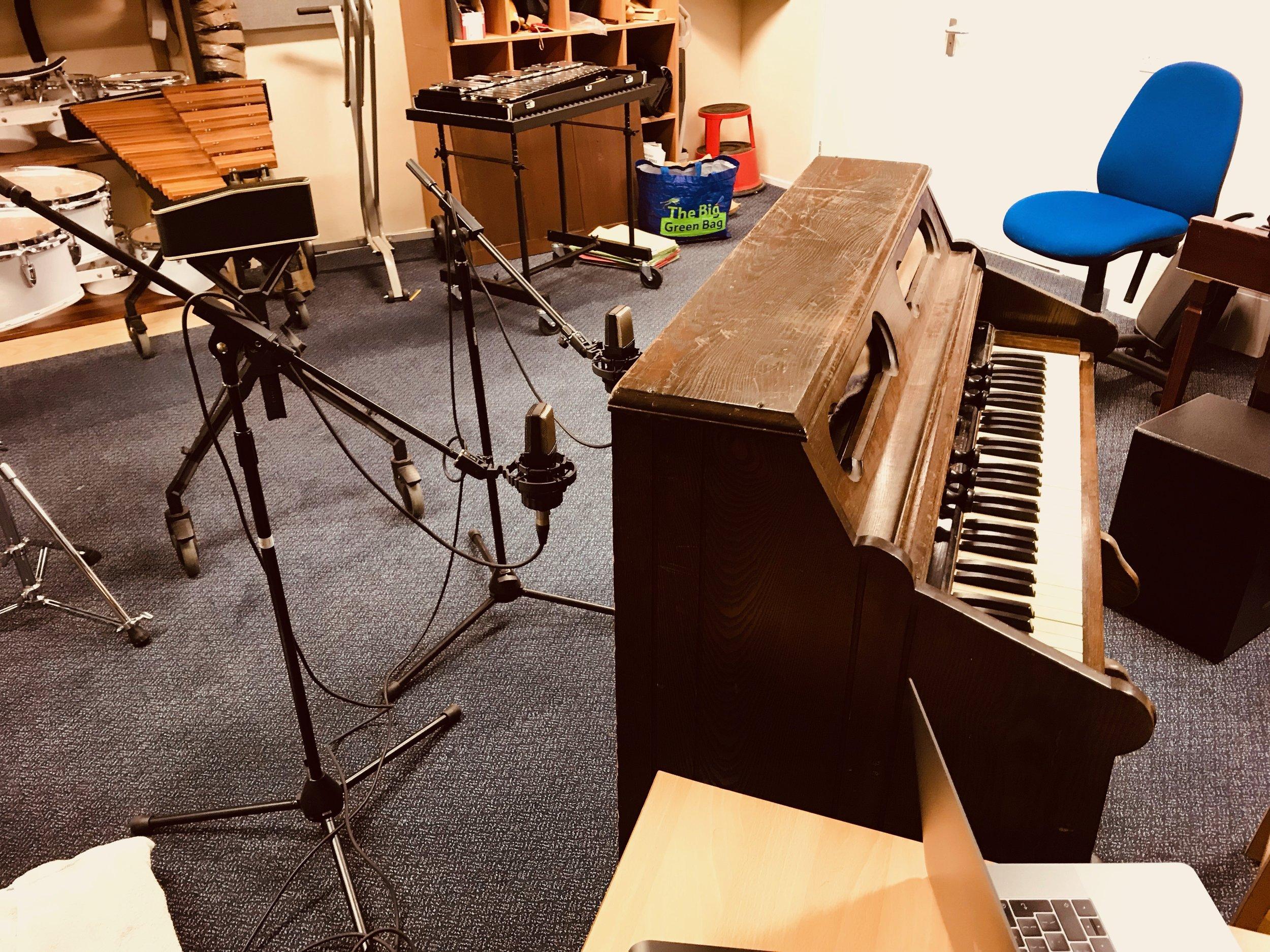 Revival Reed Organ