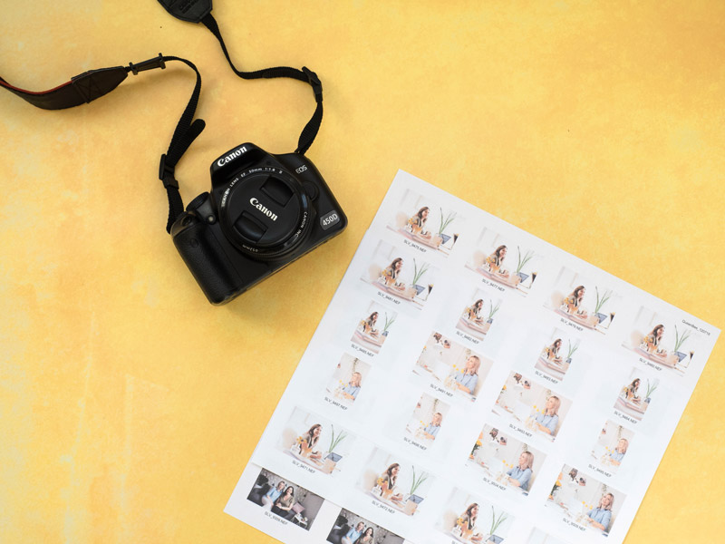 Photography & image sourcing