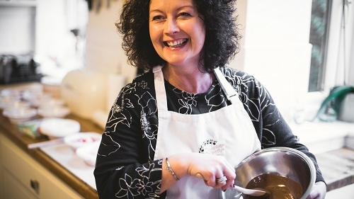 Louise Attenborough, Chocolate Collective