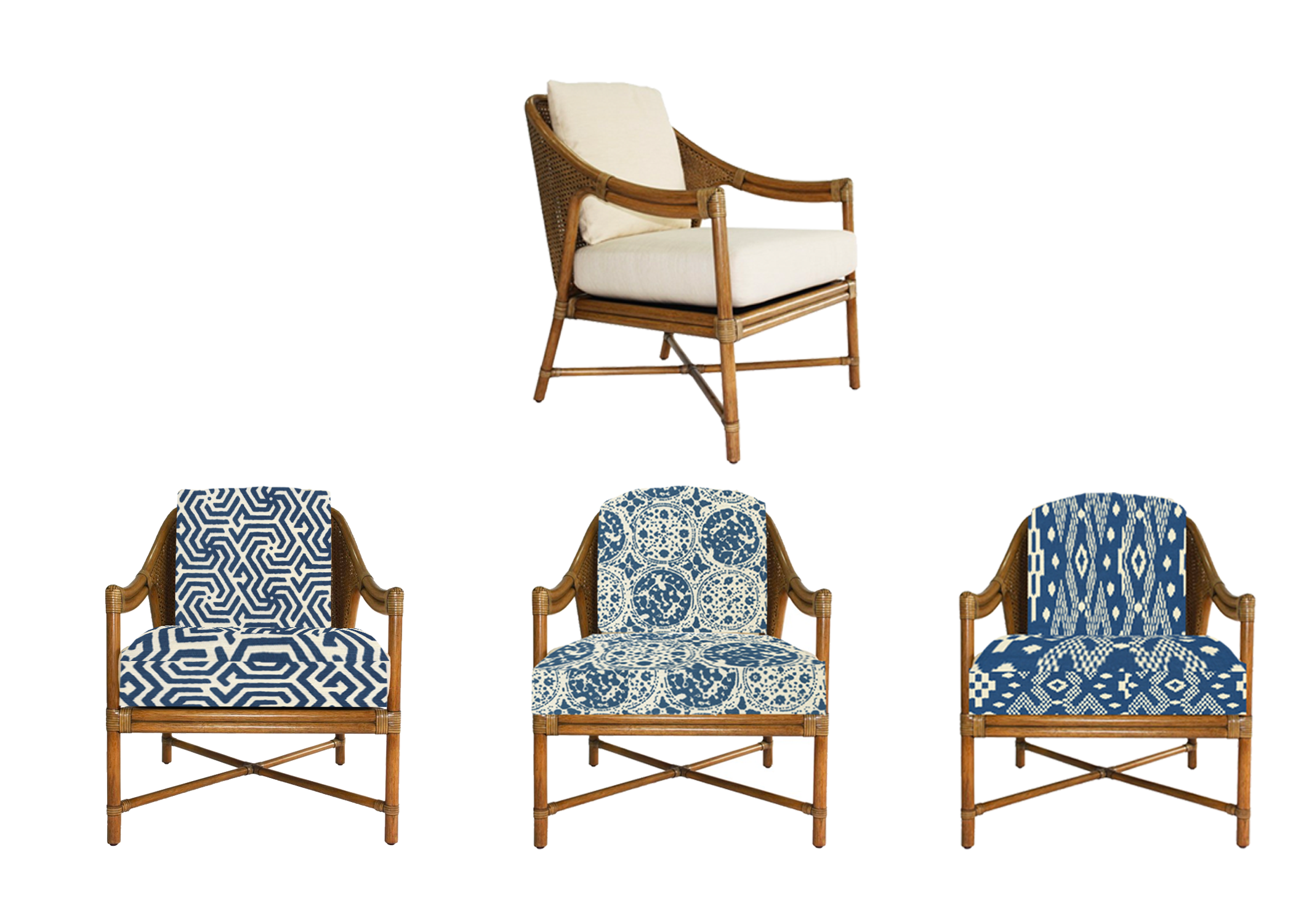 The Linwood Chair from Selamat Designs