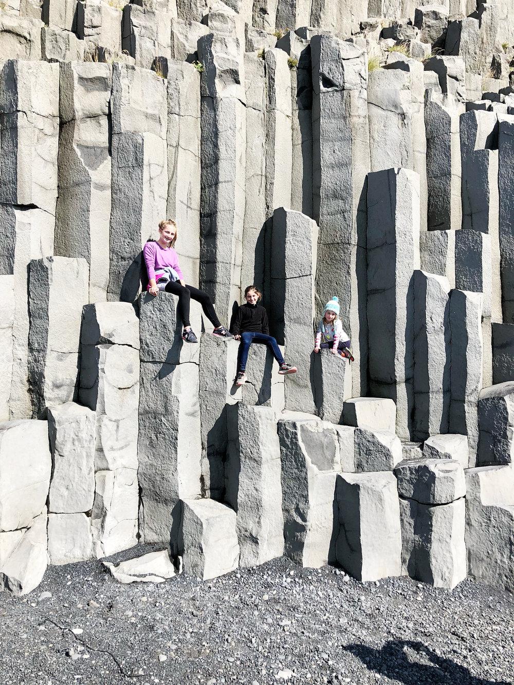 Reynisfjara Black Sand Beach on Iceland's South Coast