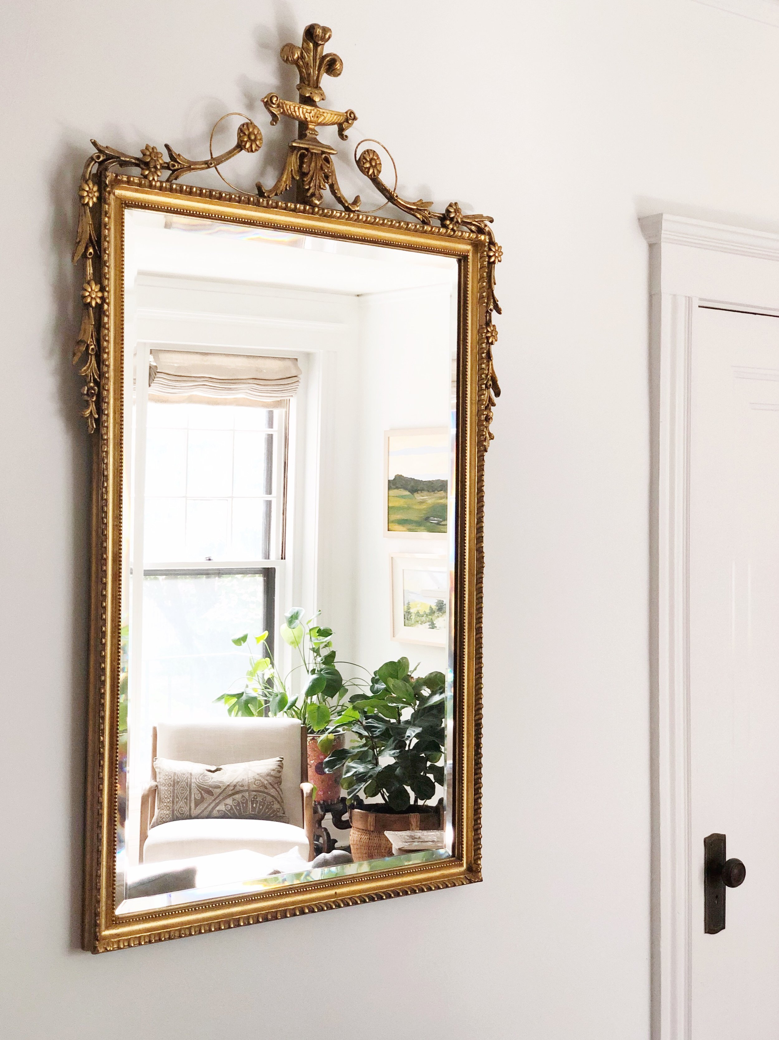 LaBarge Style Mirror