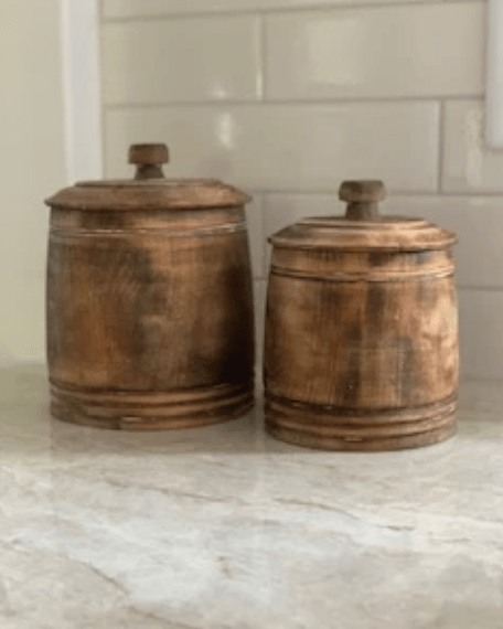 Oak Canisters