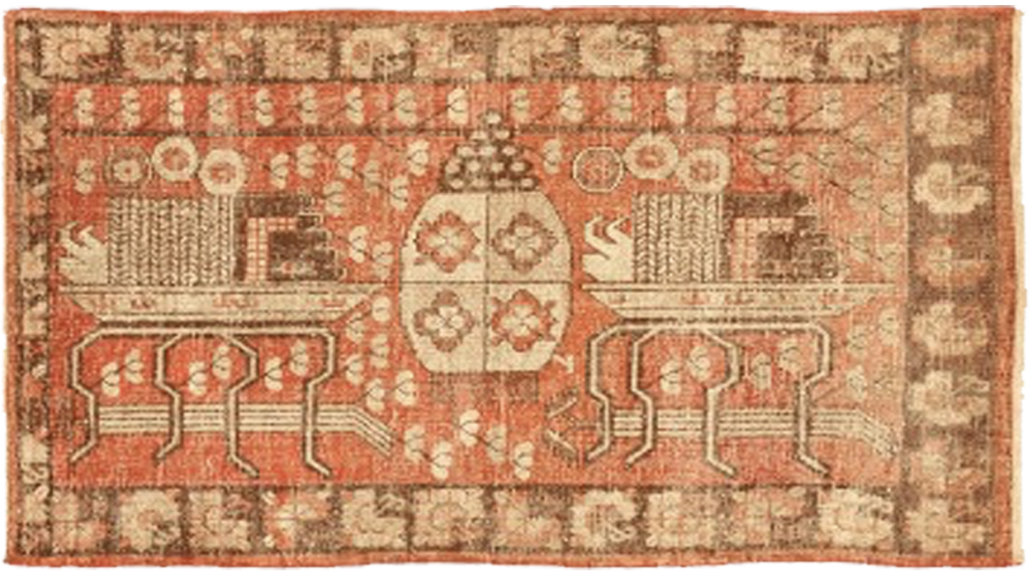 Khotan Rug from  ABC Home .