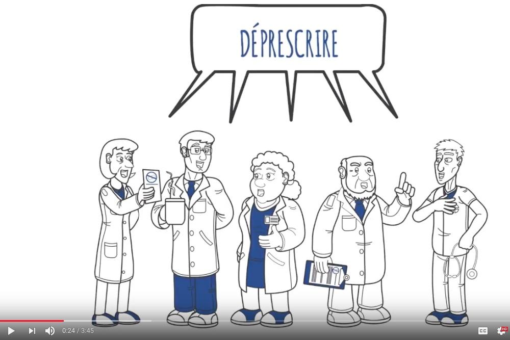 ViDÉOS éducatiVES POUr cliniciens -
