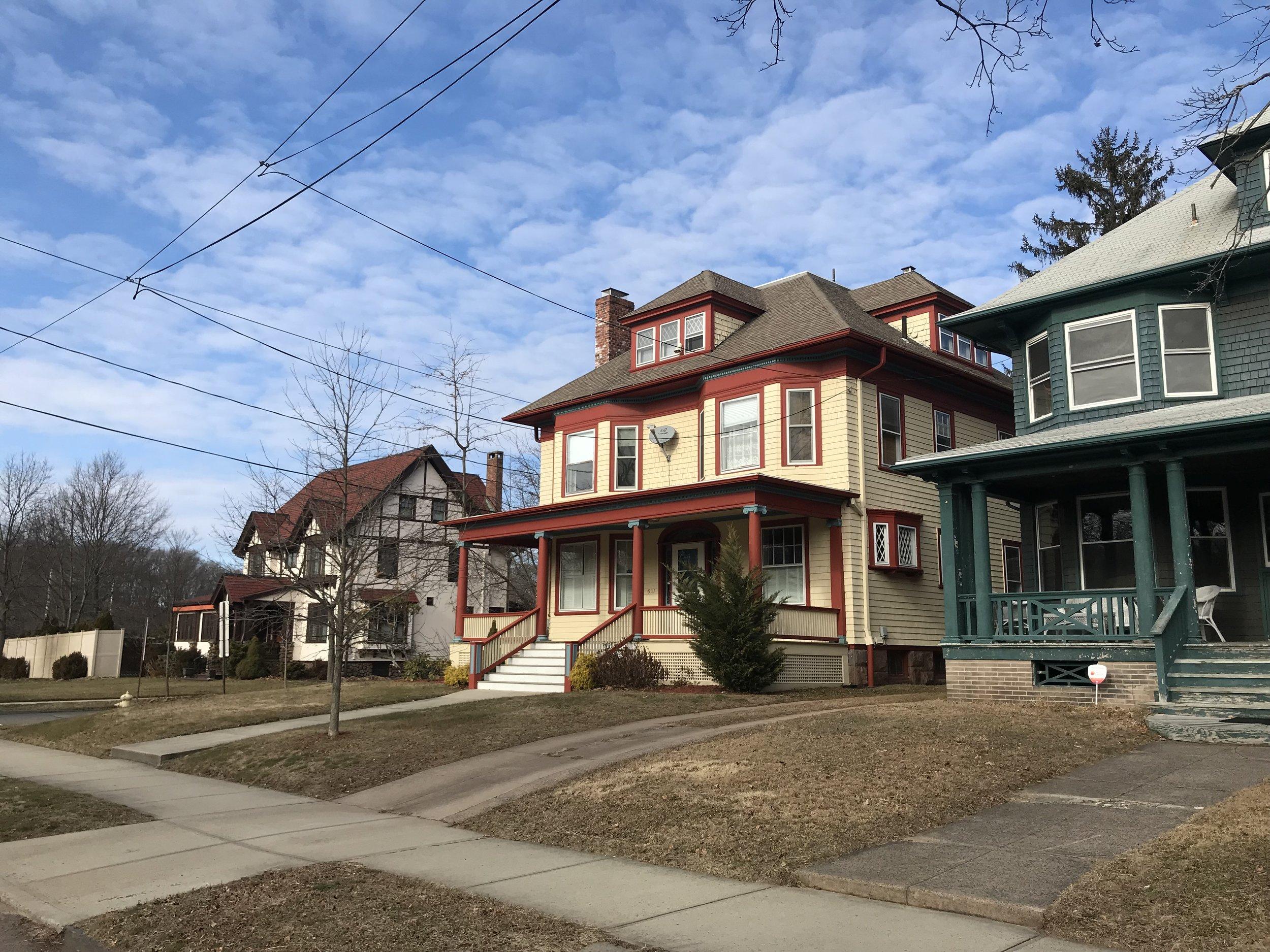 Elmer E. Smith House, 531 Edgewood Avenue, 1909.