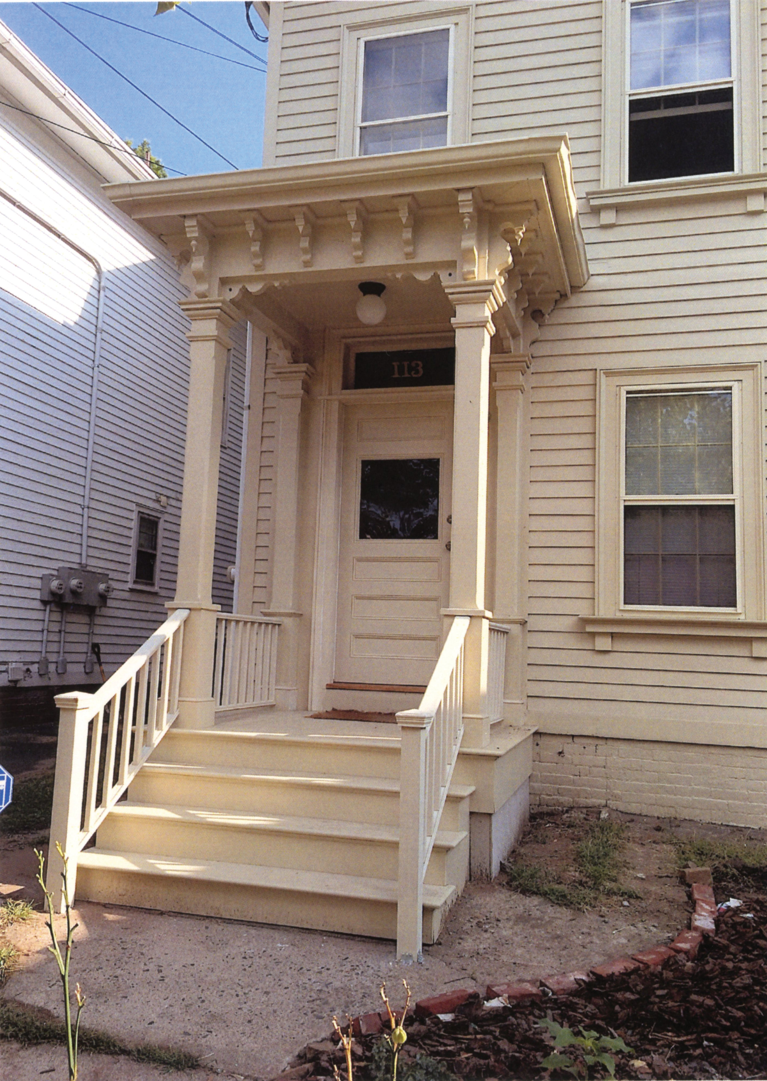 After : 113 Lawrence Street