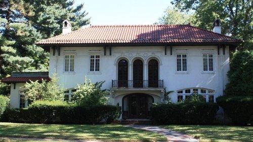 Albert Powell House, 475 Ellsworth Avenue, 1921.