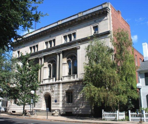 Hendrie Hall, 165 Elm Street, 1895-1900.