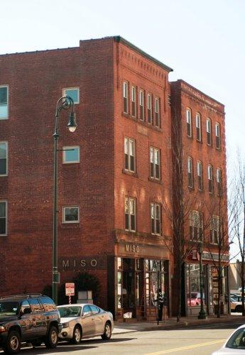 Sheehan Building, 21 Orange Street, c. 1910.