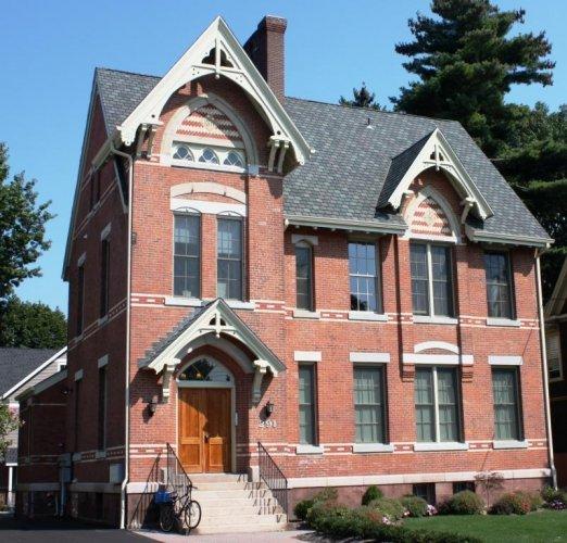 Humphrey Street Public School, 293 Humphrey Street. Architect: Rufus G. Russell, 1877.