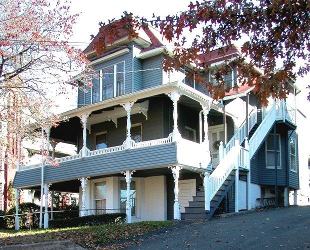 Daniel Wedmore House, 595 Quinnipiac Avenue, 1888.