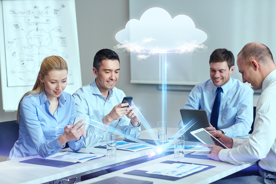 Team collaboration is more versatile in the cloud.