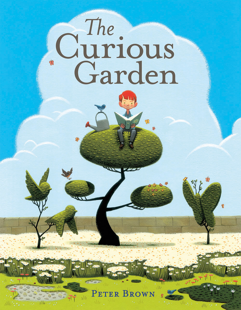 Brown, Peter 2009_04 - THE CURIOUS GARDEN - PB - RLM PR.jpg