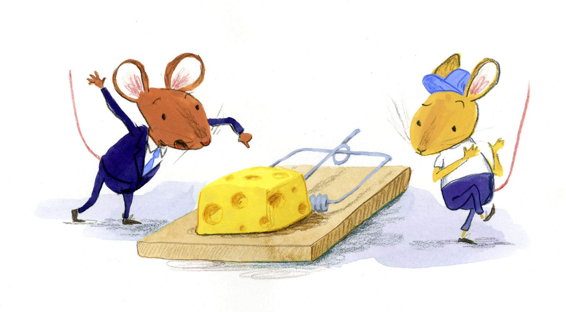 11 Farley Aesops Fable mouse trap.jpg