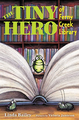Tiny Hero of Ferny Creek Library