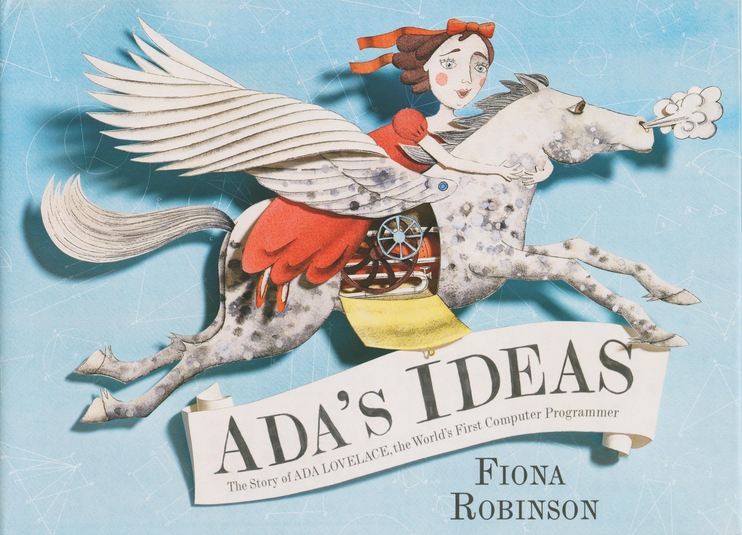 Robinson, Fiona 2016_08 -  ADA'S IDEAS - PB - RLM PR.jpg