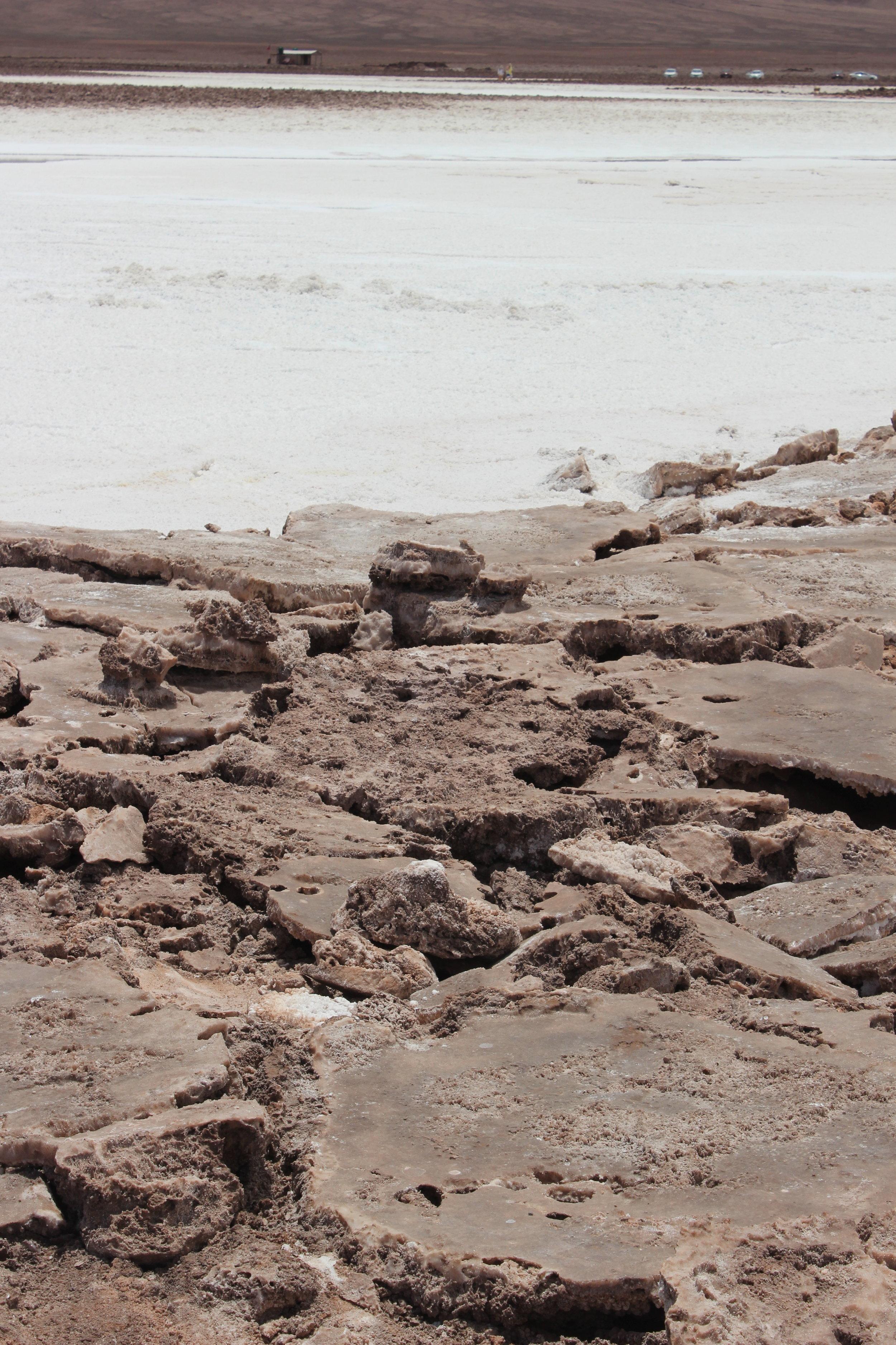 Salar de Atacama , Hannah Rowan. 2018