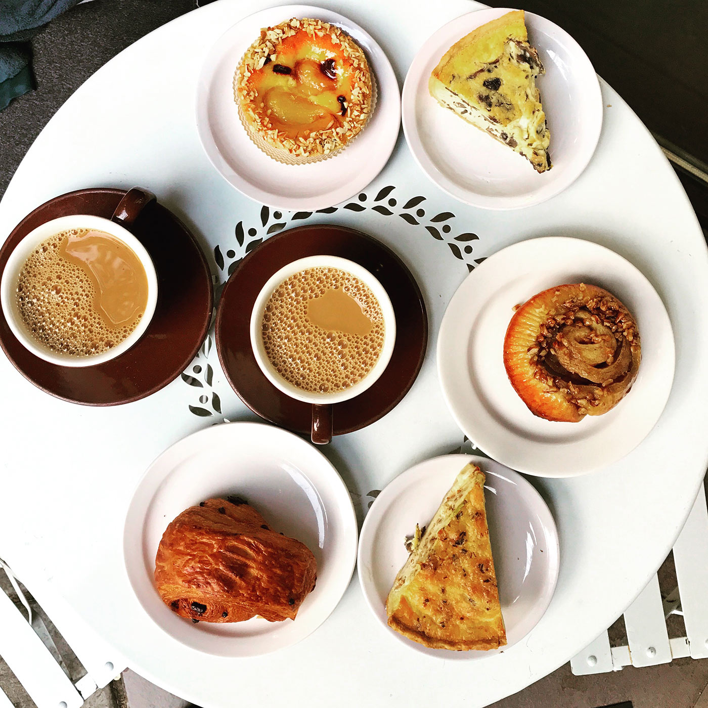 Our final breakfast in Seattle was at Bakery Nouveau in Capital Hill.