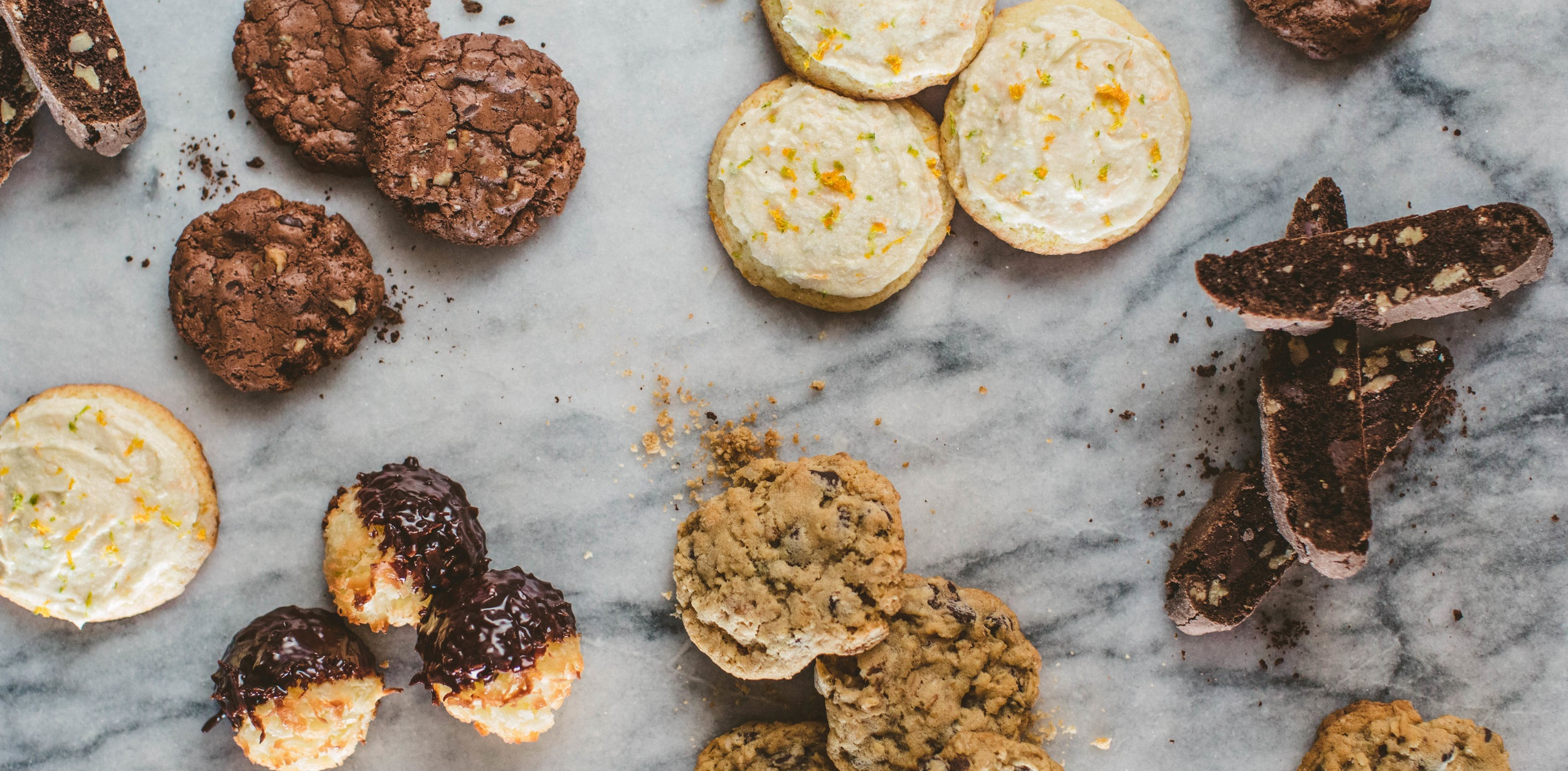 My Five Favorite Cookies - Enjoy this collection of my five favorite cookie recipes of all time.